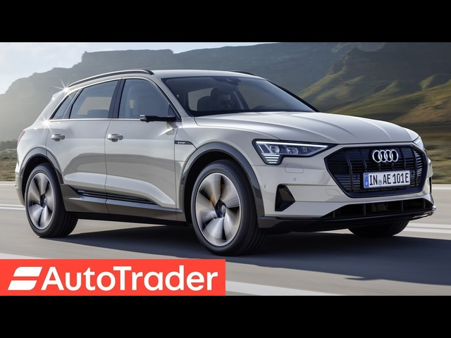2019 <em>Audi</em> E-Tron first drive review