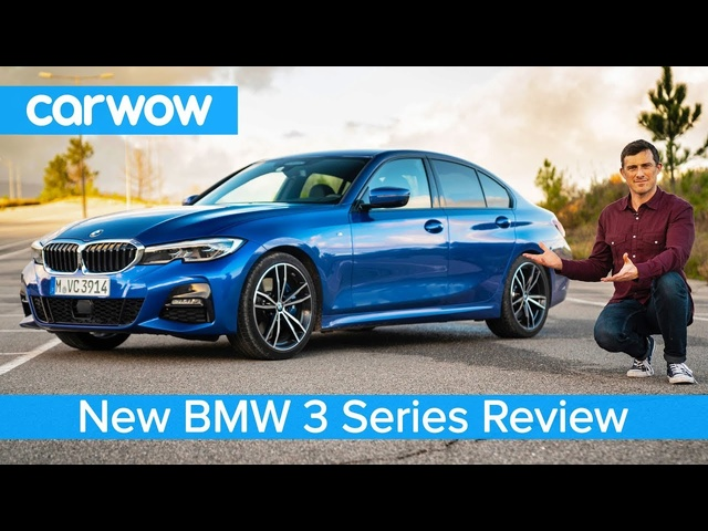 BMW 3 Series 2019 review - see why it's the best new sports saloon/ sedan | carwow Reviews