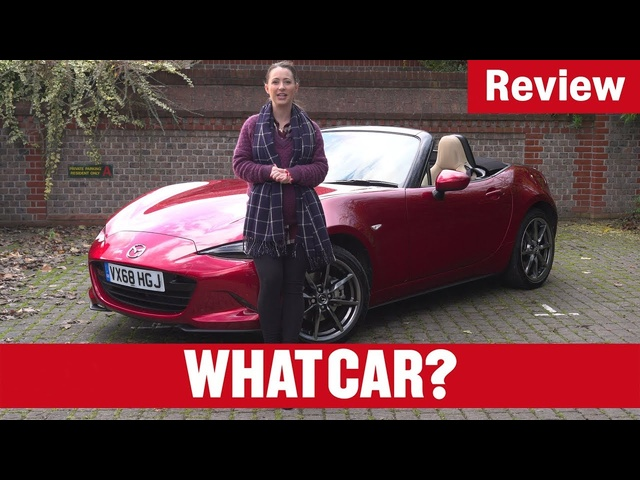 2019 <em>Mazda</em> MX-5 review – still the most fun convertible you can buy? | What Car?