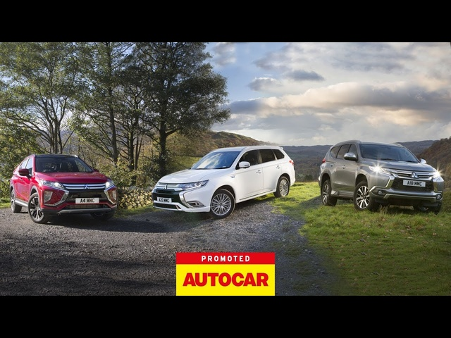 Promoted | Mitsubishi: Lake To Peak | Autocar