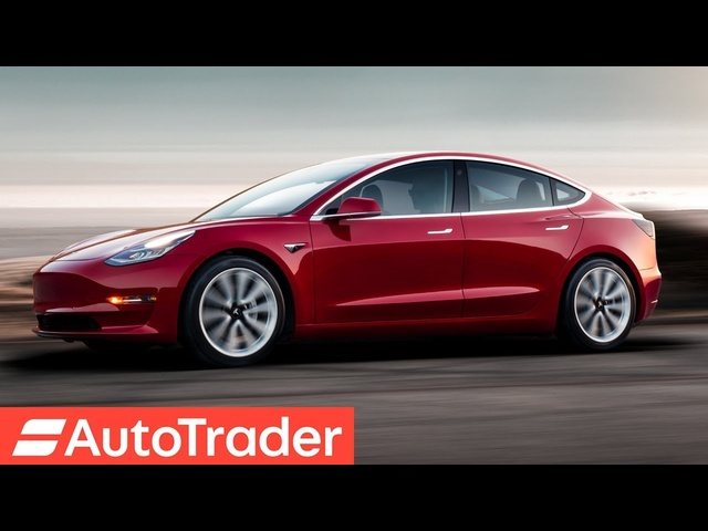 FIRST LOOK UK 2019 Tesla Model 3