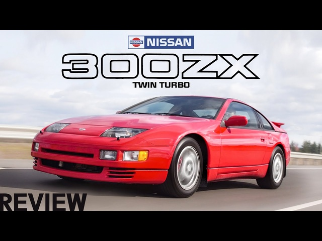 1996 Nissan 300ZX TWIN TURBO Review - 22 Years Later