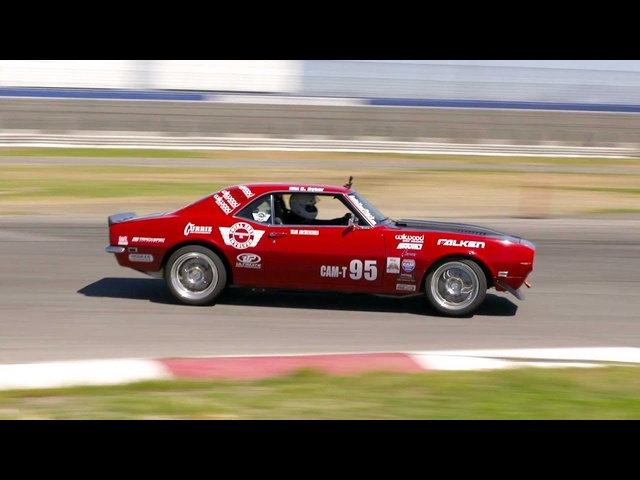 Super Chevy Muscle Car Challenge | Full Episode