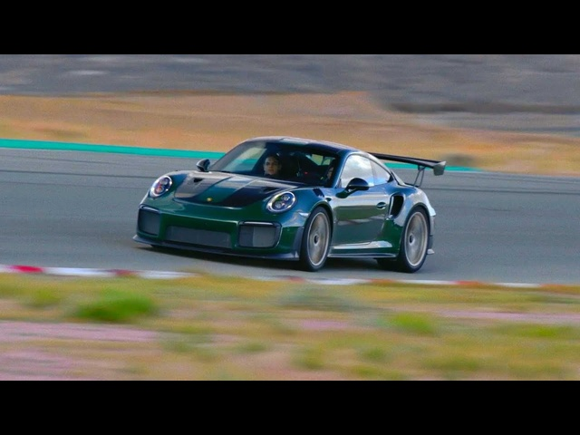Tire Rack's Hot Lap | Porsche 911 GT2 RS