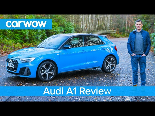 <em>Audi</em> A1 Sportback 2019 in-depth review | carwow Reviews