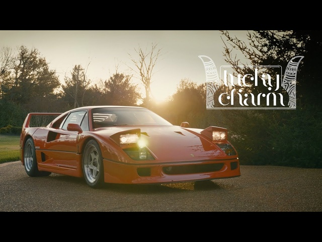 1989 <em>Ferrari</em> F40: My Twin-Turbocharged Lucky Charm