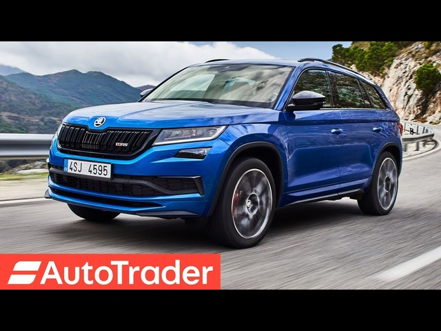 2019 Skoda Kodiaq vRS first drive review