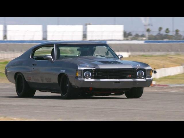 Super Chevy Muscle Car Challenge | Aldan American 1972 Chevelle