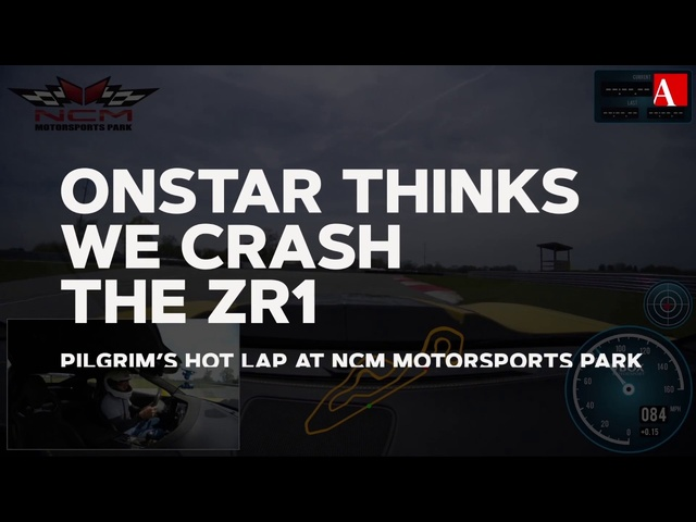 OnStar Thought We Crashed a Corvette ZR1 During a Hot Lap
