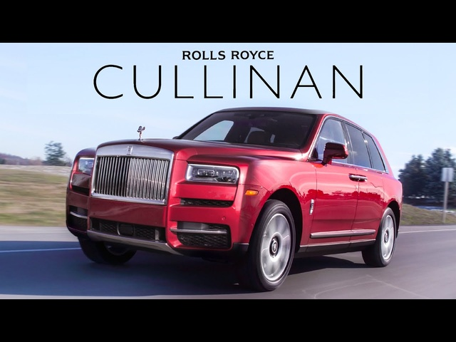 2019 Rolls-Royce Cullinan Review - The Rolls-Royce of SUV's