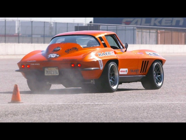 Super Chevy Muscle Car Challenge | Baer Brakes 1965 Corvette
