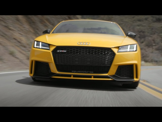 Tire Rack's Hot Lap | 2018 Audi TT RS