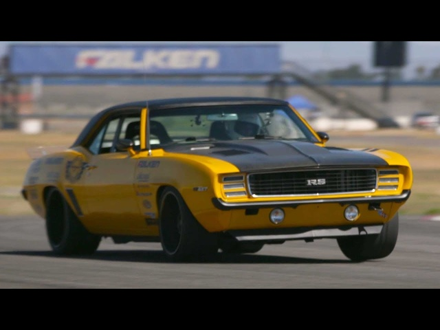 Super Chevy Muscle Car Challenge | Total Cost Involved 1969 Camaro