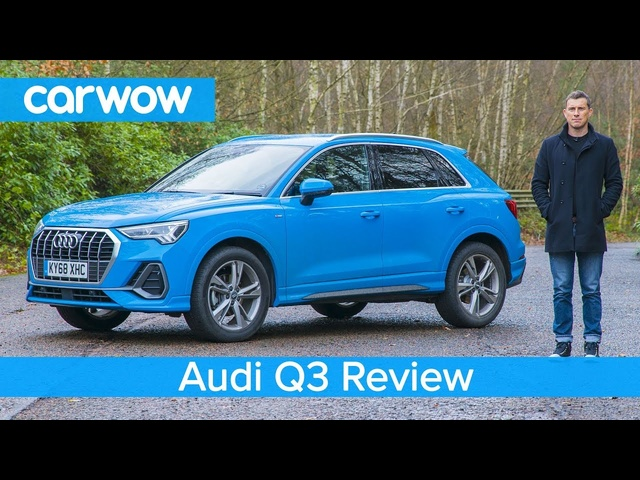 <em>Audi</em> Q3 SUV 2019 in-depth review - carwow Reviews
