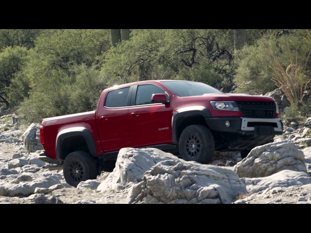 2019 Chevrolet Colorado ZR2 Bison | Need Even More? | TestDriveNow