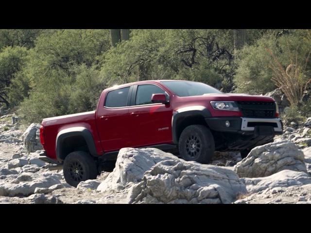 2019 Chevrolet Colorado ZR2 Bison | Need Even More? | TestDriveNow
