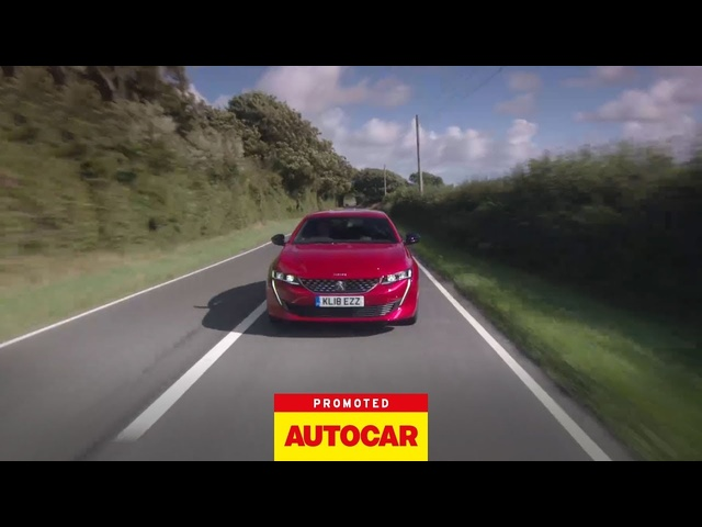 Promoted | The all-new PEUGEOT 508 Fastback | Autocar