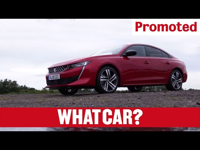 Promoted | The all-new PEUGEOT 508 Fastback | What Car?