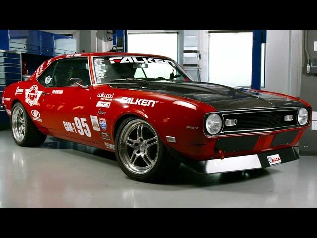 Super Chevy Muscle Car Challenge | Wilwood Engineering 1969 Camaro
