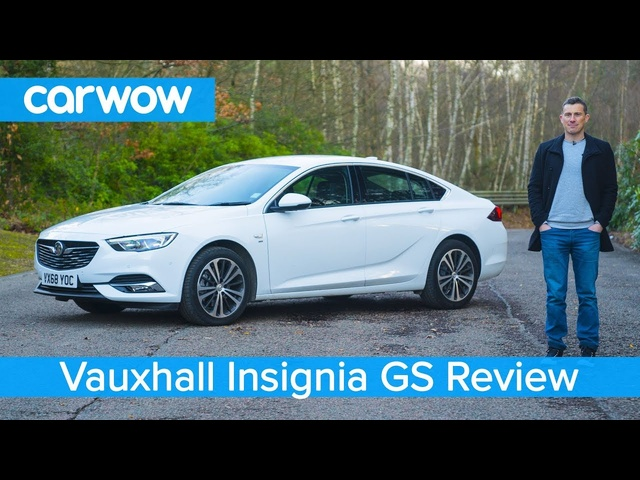 <em>Vauxhall</em> (Opel) Insignia Grand Sport 2020 in-depth review | carwow Reviews