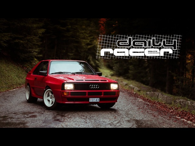 1984 <em>Audi</em> Sport Quattro: The Racer's Daily