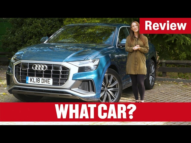 2019 <em>Audi</em> Q8 review – the best luxury SUV on sale? | What Car?