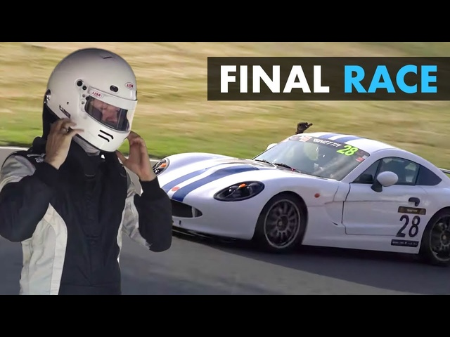 The Championship Decider: Becoming a Racing Driver, Episode 7 - Carfection