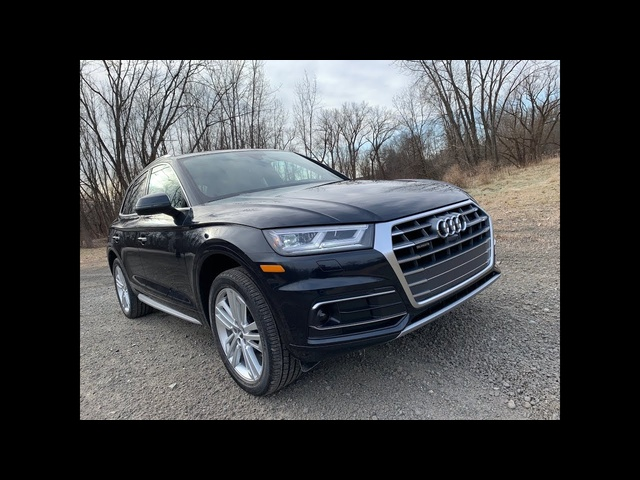 2019 <em>Audi</em> Q5 | Building on Success | TestDriveNow