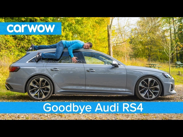 Find out what my <em>Audi</em> RS4 was REALLY like to live with… and see me almost crash it!