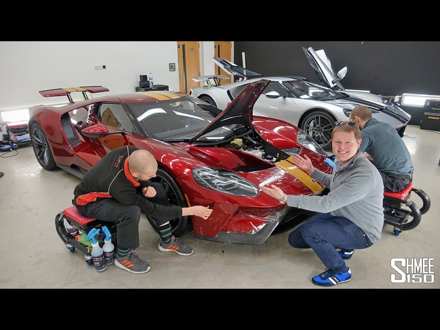 Protecting My FORD GT! The World's Best PPF