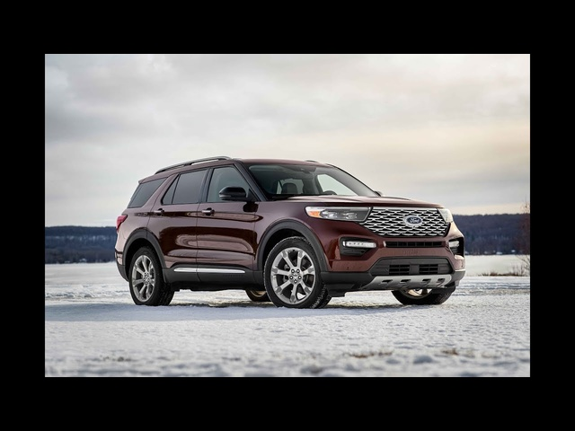 2020 <em>Ford</em> Explorer | This Summer's New Family Hauler | TestDriveNow