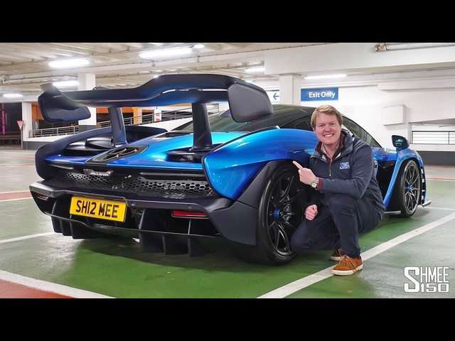 Here's EVERYTHING a McLaren SENNA Owner Needs to Know!