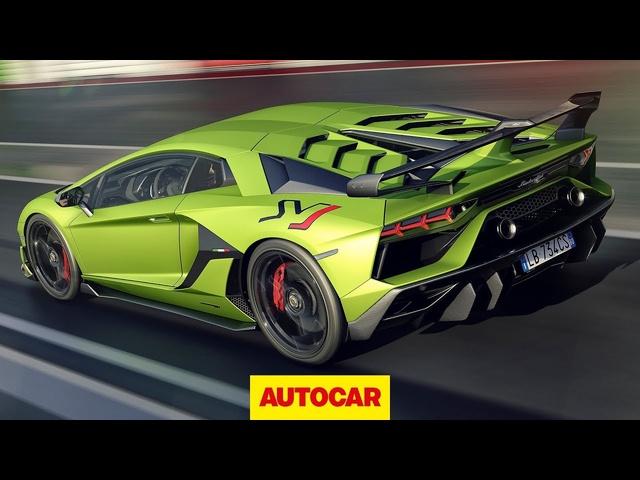 2019 Lamborghini Aventador SVJ review | 759bhp V12 hypercar driven | Autocar