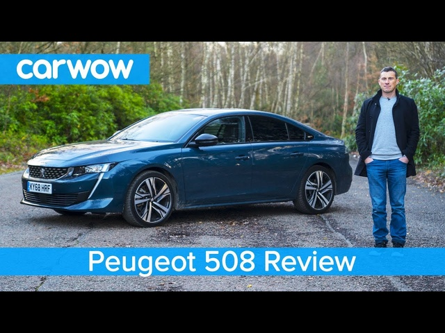 <em>Peugeot</em> 508 2019 in-depth review | carwow Reviews