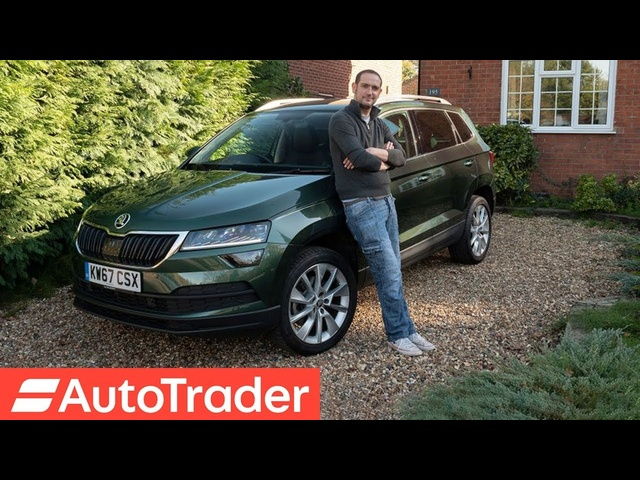 Living with a… Skoda Karoq