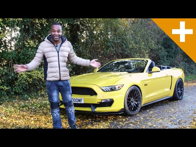 Rory Reid And His <em>Ford</em> Mustang V8 GT | Carfection +