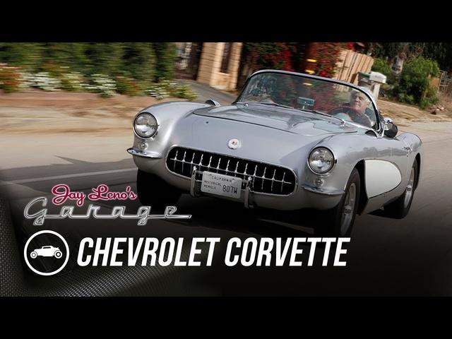 1957 Chevrolet Corvette -Jay Leno's Garage