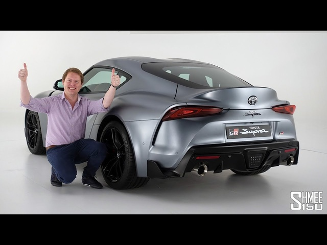 I've BOUGHT a New <em>Toyota</em> GR SUPRA! | FIRST LOOK