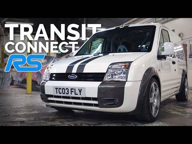 Wait... Ford Built A Focus RS Van? | Carfection