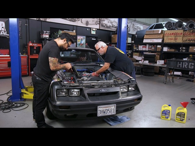 Mustang Redemption Song—Hot Rod Garage Preview Episode 72