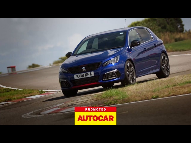 Promoted: The PEUGEOT 308 GTi by PEUGEOT Sport | Autocar