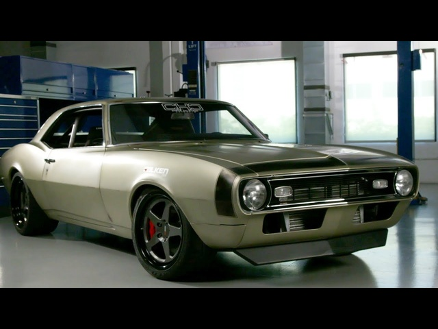 Super Chevy Muscle Car Challenge | Wilwood Engineering 1968 Camaro