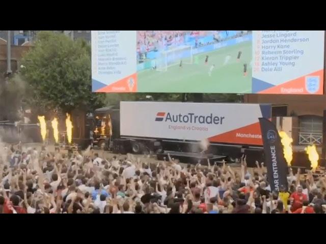 Auto Trader World Cup Campaign #AutoTraderGoals