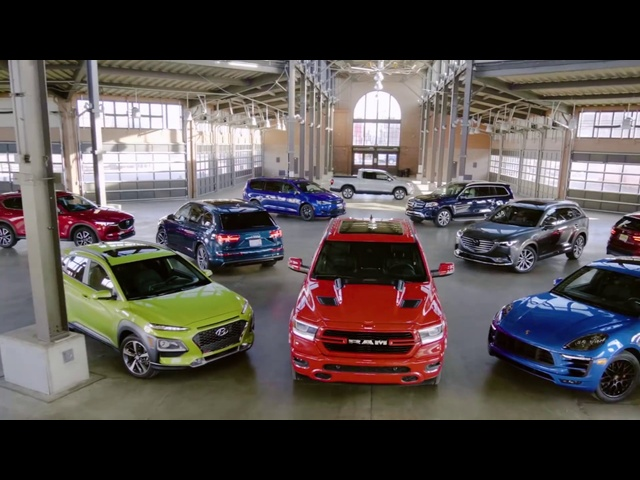 Car and Driver's 2019 10Best Trucks and SUVs