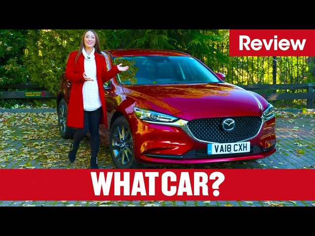 2019 <em>Mazda</em> 6 review – company car king? | What Car?