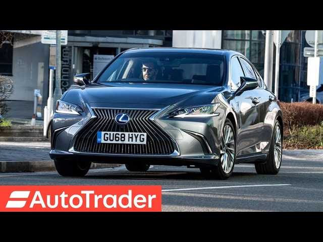 2019 Lexus ES first drive review