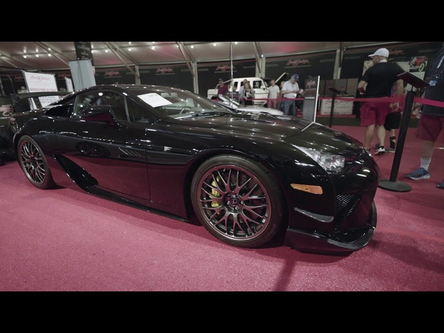 Jeff Gordon's Top 5 Cars from Barrett-Jackson