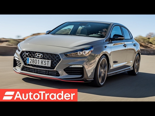 2019 Hyundai i30 Fastback N first drive review
