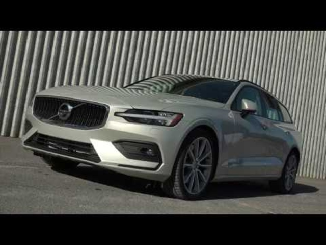 2019 <em>Volvo</em> V60 | Elevating the Wagon | TestDriveNow