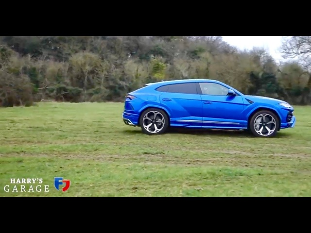 <em>Lamborghini</em> Urus off and on-road review!